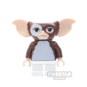 Product shot LEGO Dimensions Mini Figure - Gremlin Gizmo