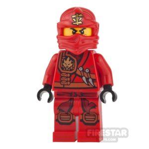 Product shot LEGO Dimensions Mini Figure - Kai