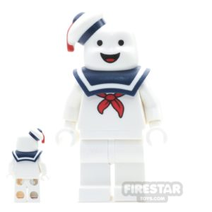 Product shot LEGO Dimensions Mini Figure - Stay Puft