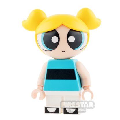 Product shot LEGO Dimensions Mini Figure - The Powerpuff Girls Bubbles