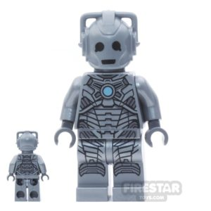 Product shot LEGO Dimensions Minifigure Cyberman