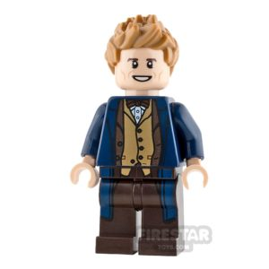 Product shot LEGO Dimensions Minifigure Newt Scamander