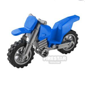 Product shot LEGO Dirt Bike Blue