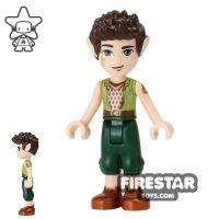 Product shot LEGO Elves Mini Figure - Farran Leafshade
