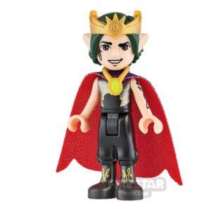 Product shot LEGO Elves Mini Figure - Goblin King - Amulet