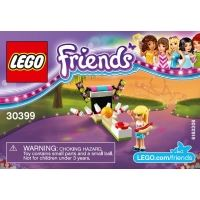 Product shot LEGO Friends 30399 - Bowling Alley