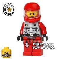 Product shot LEGO Galaxy Squad Mini Figure - Billy Starbeam