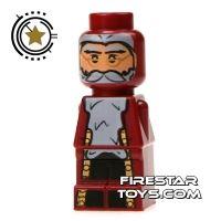 Product shot LEGO Games Microfig - Albus Dumbledore