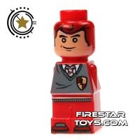 Product shot LEGO Games Microfig - Gryffindor House Player