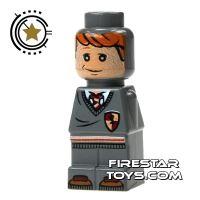 Product shot LEGO Games Microfig - Hogwarts Ron Weasley