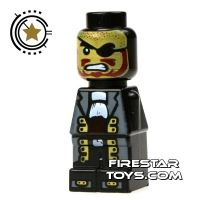 Product shot LEGO Games Microfig - Plank Pirate Captain