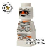Product shot LEGO Games Microfig - Ramses Pyramid Mummy