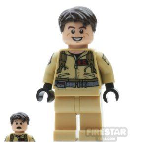 Product shot LEGO Ghostbusters Mini Figure - Ray Stantz