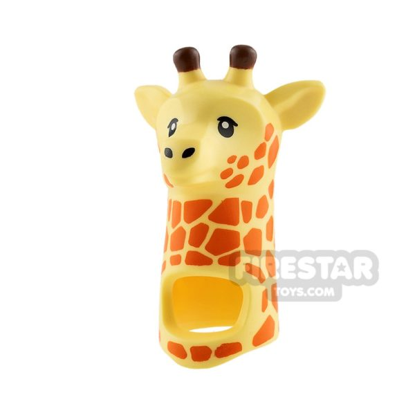 Product shot LEGO Giraffe Head Cover