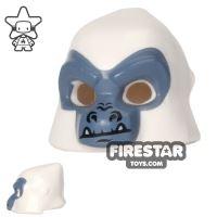 Product shot LEGO - Gorilla Mask - Grizzam