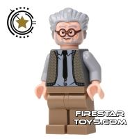 Product shot LEGO Harry Potter Mini Figure -  Ernie Prang