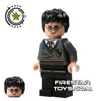 Product shot LEGO Harry Potter Mini Figure -  Harry Potter Black Legs