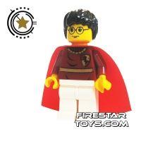 Product shot LEGO Harry Potter Mini Figure - Harry Quiditch