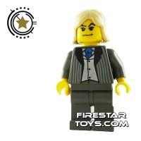 Product shot LEGO Harry Potter Mini Figure -  Lucius Malfoy