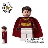 Product shot LEGO Harry Potter Mini Figure -  Oliver Wood