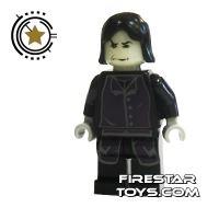 Product shot LEGO Harry Potter Mini Figure -  Snape Azkaban