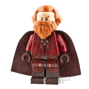 Product shot LEGO Harry Potter Minifigure Godric Gryffindor