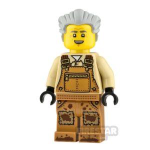Product shot LEGO Hidden Side Minifigure Mr. Branson