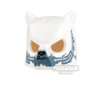 Product shot LEGO - Ice Bear Headcover - Iceklaw