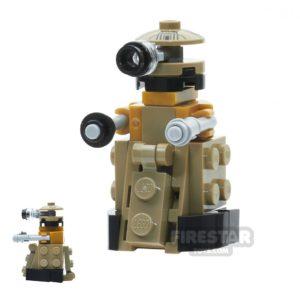 Product shot LEGO Ideas - Doctor Who - Dalek