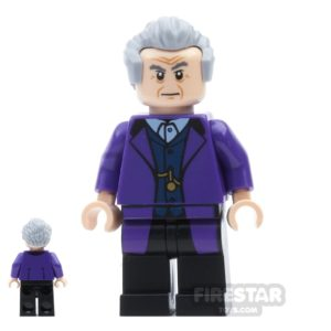 Product shot LEGO Ideas - Doctor Who - The Twelfth Doctor