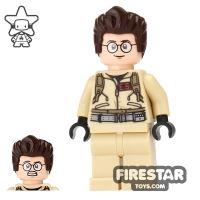 Product shot LEGO Ideas Ghostbusters Dr. Egon Spengler