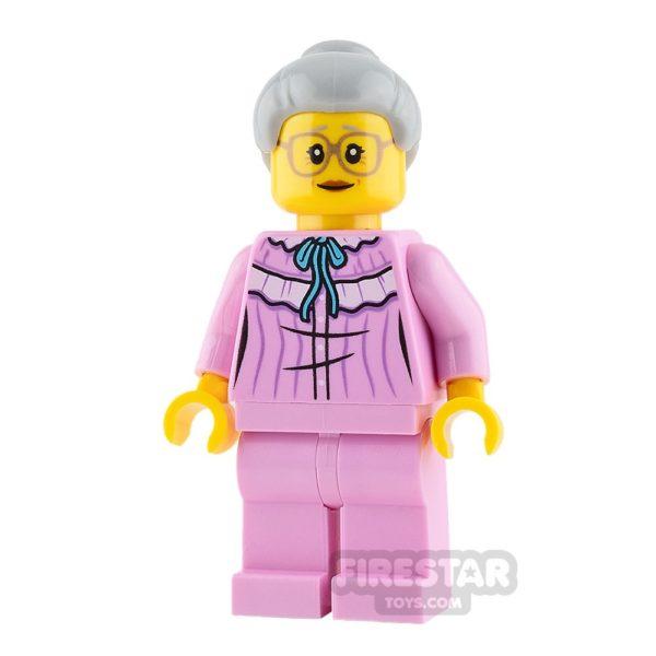 Product shot LEGO Ideas - Grandmother