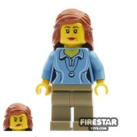 Product shot LEGO Ideas - Research Scientist 3