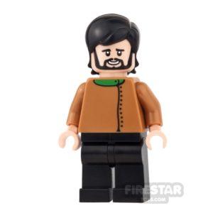 Product shot LEGO Ideas -  The Beatles - George Harrison