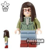 Product shot LEGO Ideas - The Big Bang Theory - Amy Farrah Fowler