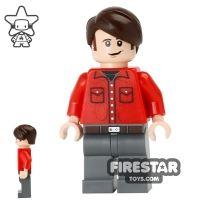 Product shot LEGO Ideas - The Big Bang Theory - Howard Wolowitz