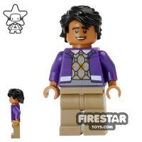 Product shot LEGO Ideas - The Big Bang Theory - Raj Koothrappali
