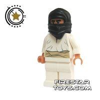 Product shot LEGO Indiana Jones Mini Figure - Cairo Thug