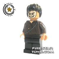 Product shot LEGO Indiana Jones Mini Figure - Cemetary Warrior
