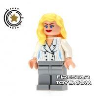 Product shot LEGO Indiana Jones Mini Figure - Elsa Schnieder