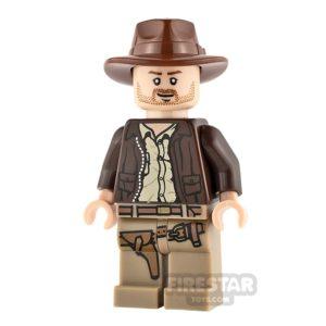Product shot LEGO Indiana Jones Mini Figure - Indiana Jones