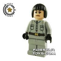 Product shot LEGO Indiana Jones Mini Figure - Irina Spalko