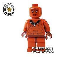 Product shot LEGO Indiana Jones Mini Figure - Ugha Warrior 2