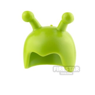 Product shot LEGO - Insect Headpiece - Lime