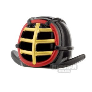 Product shot LEGO Kendo Fighter Helmet