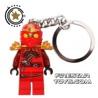 Product shot LEGO Key Chain - Ninjago - Kai