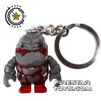 Product shot LEGO Key Chain - Power Miners - Rock Monster