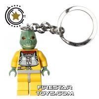 Product shot LEGO Key Chain - Star Wars - Bossk