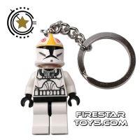 Product shot LEGO Key Chain - Star Wars - Clone Pilot
