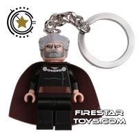 Product shot LEGO Key Chain - Star Wars - Count Dooku